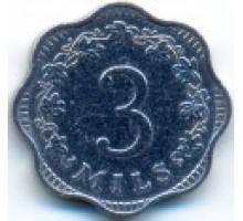 Мальта 3 миля 1972-2006