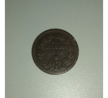 Мексика 1 сентаво 1889