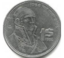 Мексика 1 песо 1984-1987
