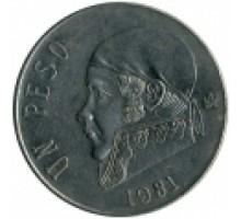 Мексика 1 песо 1970-1983