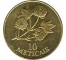 Мозамбик 10 метикалов 1994