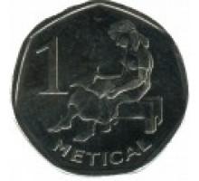 Мозамбик 1 метикал 2006-2012