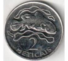 Мозамбик 2 метикала 2006