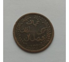 Оман 1/4 анна 1898