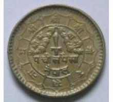 Непал 25 пайс 1971-1982