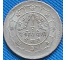 Непал 25 пайс 1958-1965