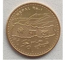 Непал 1 рупия 2007-2009
