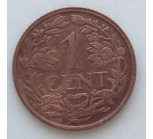 Нидерланды 1 цент 1922