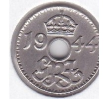 Новая Гвинея 3 пенса 1944