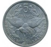 Новая Каледония 5 франков 1952
