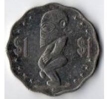Кука Острова 1 доллар 2003-2010