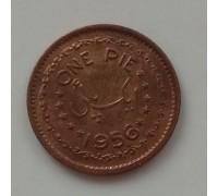 Пакистан 1 пай 1951-1957