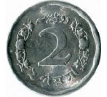 Пакистан 2 пайса 1968-1974