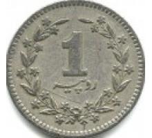 Пакистан 1 рупия 1981-1991
