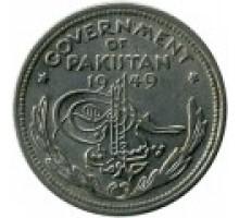 Пакистан 1/2 рупии 1948-1951