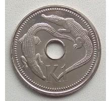 Папуа-Новая Гвинея 1 кина 2002-2004
