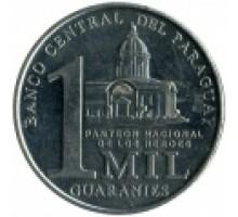 Парагвай 1000 гуарани 2006-2008