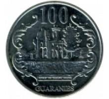 Парагвай 100 гуарани 2006 - 2014
