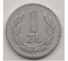 Польша 1 злотый 1949