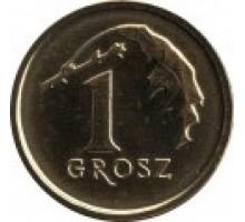 Польша 1 грош 2013-2016