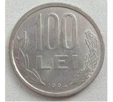 Румыния 100 лей 1991-2005