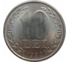 Румыния 10 лей 1990-1992