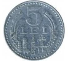Румыния 5 лей 1978