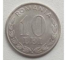 Румыния 10 лей 1993-2003
