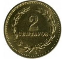 Сальвадор 2 сентаво 1974