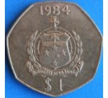 Самоа 1 тала 1984