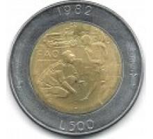 Сан-Марино 500 лир 1982. Социальные достижения