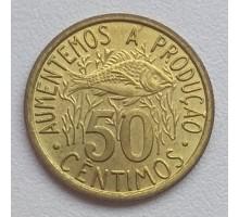 Сан-Томе и Принсипи 50 сентимо 1977