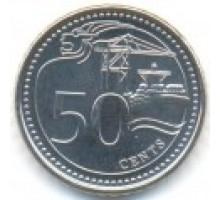 Сингапур 50 центов 2013-2016