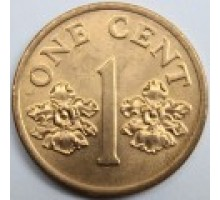 Сингапур 1 цент 1992-2002