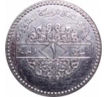 Сирия 1 фунт 1991