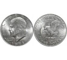 США 1 доллар 1971 Лунный