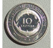 Сьерра-Леоне 10 леоне 1996