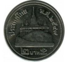 Таиланд 2 бата 2005-2007