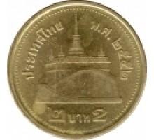 Таиланд 2 бата 2008-2016