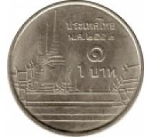 Таиланд 1 бат 2009-2017