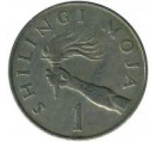 Танзания 1 шиллинг 1966-1984