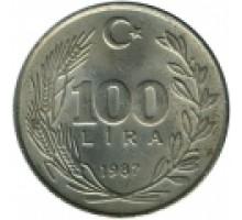 Турция 100 лир 1984-1988