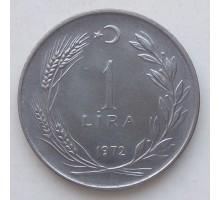 Турция 1 лира 1967-1980