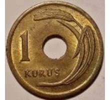 Турция 1 куруш 1947-1951