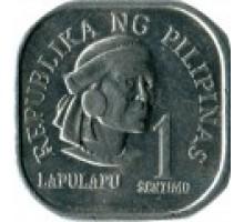 Филиппины 1 сентимо 1975-1978
