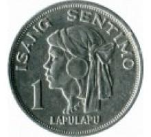Филиппины 1 сентимо 1967-1974