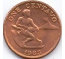 Филиппины 1 сентаво 1958-1963