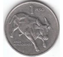 Филиппины 1 писо 1991-1994