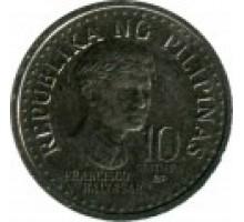 Филиппины 10 сентимо 1979-1982