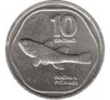 Филиппины 10 сентимо 1983-1994
